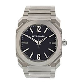 Bulgari OTCO BLG193 41.5mm Mens Watch