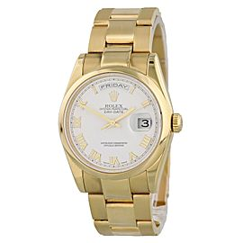 Rolex Day-Date President 118208 36mm Mens Watch