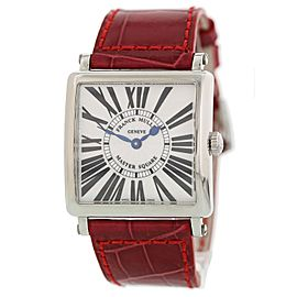 Franck Muller Master Square 6002 32.7mm Womens Watch