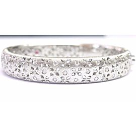 Roberto Coin Granada 18K White Gold Diamond Bracelet