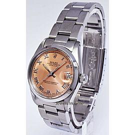 Rolex Datejust 6824 31mm Womens Watch