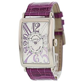 Franck Muller Long Island 1200SC 32mm Womens Watch