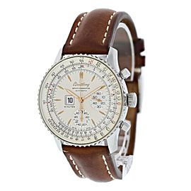 Breitling Spatiographe Navitimer Montbrillant A36030.1 1884 41mm Mens Watch
