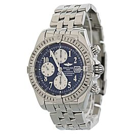 Breitling Chronomat Evolution A13356 45mm Mens Watch
