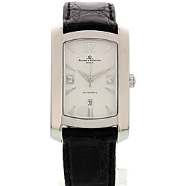 Baume & Mercier Hampton Stainless Steel 65308 Automatic 26mm Mens Watch