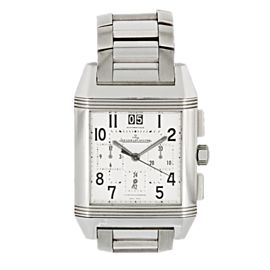 Jaeger LeCoultre Reverso Squadra 230.8.45 GMT Men Watch