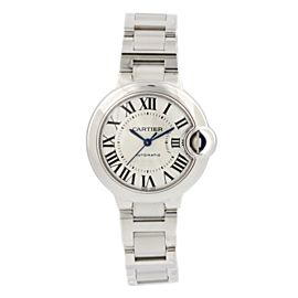 Cartier Ballon Bleu 3489 Ladies Watch