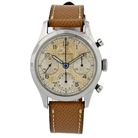 Wittnauer Oversize Chronograph Vintage Mens watch