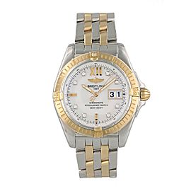 Breitling Galactic C49350 MOP Dial