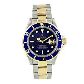 Rolex Submariner 16613 Men Watch
