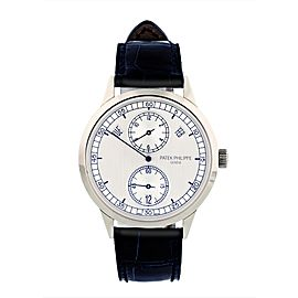 Patek Philippe Complications 5235G-001 Mens Watch Full Set