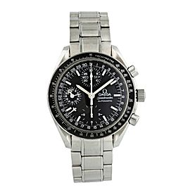 Omega Speedmaster Triple Date 3520.50.00 Mens Watch
