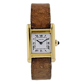 Cartier Tank Louis Ladies Watch