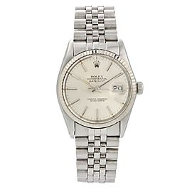 Rolex Datejust 16014 Pink Diamond Dial And Bezel