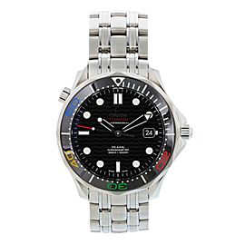 Omega Seamaster Professional 522.30.41.20.01.001 Rio 2016 Men Watch Box Papers