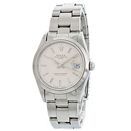 Rolex Oyster Perpetual Date 15200 Mens Watch