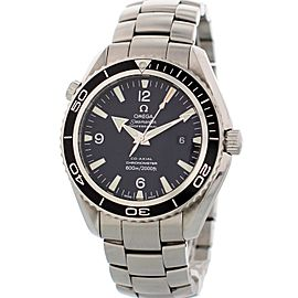 Omega Seamaster Planet Ocean XL 2200.51.00 Co-Axial Mens Watch