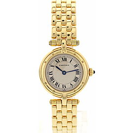 Ladies Cartier Cougar 18K Yellow Gold Watch