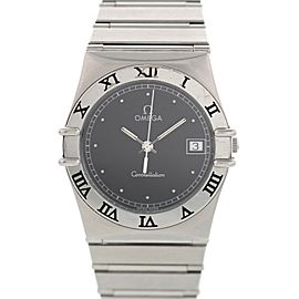 Omega Constellation Stainless Steel 396.1070 Quartz Watch