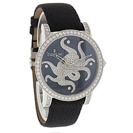Corum Octopus Limited Edition 18K WG Diamonds 982.202.69