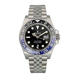 Rolex GMT Master II 126710 Batman Mens Watch