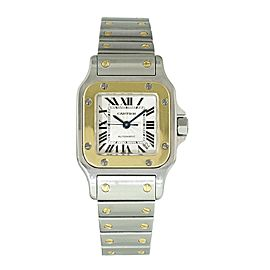 Cartier Santos Galbee 2423 Ladies Watch