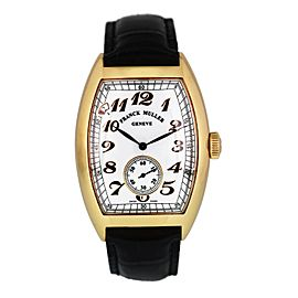 Franck Muller Vintage 8880 B S6 PR VIN 7 Day Mens Watch