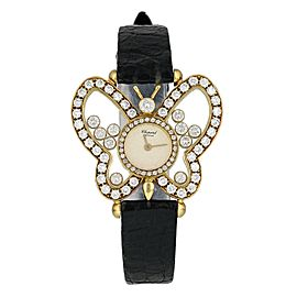 Chopard Happy Diamonds Happy Butterfly Ladies Watch