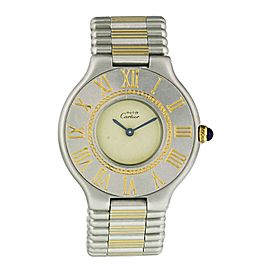 Cartier Must de Cartier Ladies Watch