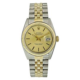 Rolex Datejust 1601 Mens Watch