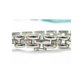 Chopard 18Kt Diamond Bar Bracelet White Gold .93CT 85/4068