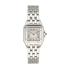 Cartier Panthere 1660 White Gold Ladies Watch