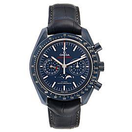 Omega Speedmaster Moonphase Chronograph Watch 304.93.44.52.03.001 Unworn