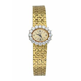 Piaget Vintage Cocktail 3867 Yellow Gold Ladies Watch