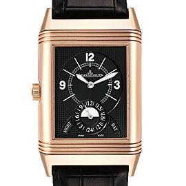 Jaeger LeCoultre Grande Reverso Duodate Rose Gold Watch 273.2.85 Q3742521