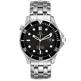 Omega Seamaster 300M Black Dial Steel Mens Watch 212.30.41.61.01.001