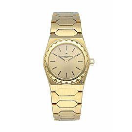 Vacheron Constantin 222 Yellow Gold Ladies Watch