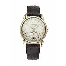Movado Vintage Annual calendar 4970 Moophase men's Watch