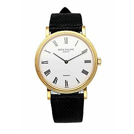 Patek Philippe Calatrava 5120J Tiffany & Co Dial Men's Watch