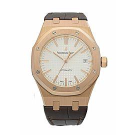 Audemars Piguet Royal Oak 15450OR Rose Gold Watch