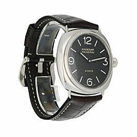 Panerai Radiomir 8 Days PAM00610 Men's Watch W/Box