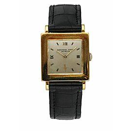 Audemars Piguet 18K Yellow Gold Ladies Vintage Watch