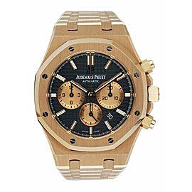 Audemars Piguet Royal Oak 26331OR 18K Rose Gold Men's Watch