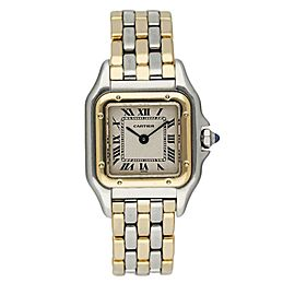 Cartier Panthere 112000R Three Row Ladies Watch