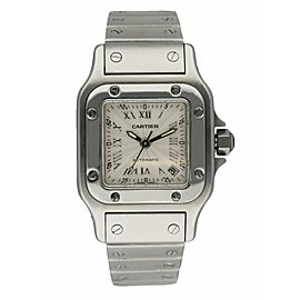Cartier Santos Galbee 2423 Automatic Stainless steel Ladies watch