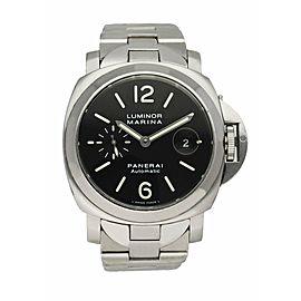 Panerai Luminor Marina PAM220 Stainless Steel Automatic Men's Watch
