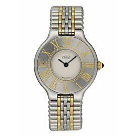 Cartier Must 21 Ladies Watch