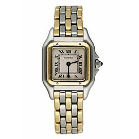 Cartier Panthere Three Row Watch