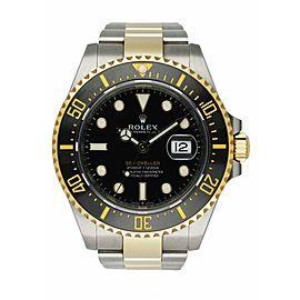 Rolex Sea-Dweller 126603 Two Tone Men's Watch