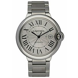 Cartier Ballon Bleu 3765 Stainless Steel Men's Watch